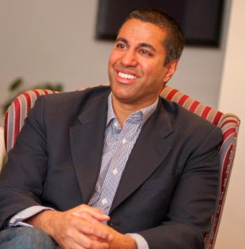 Ajit Pai new FCC Commissioners