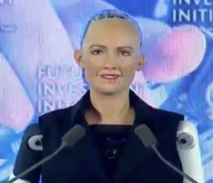 Citizen Sophia