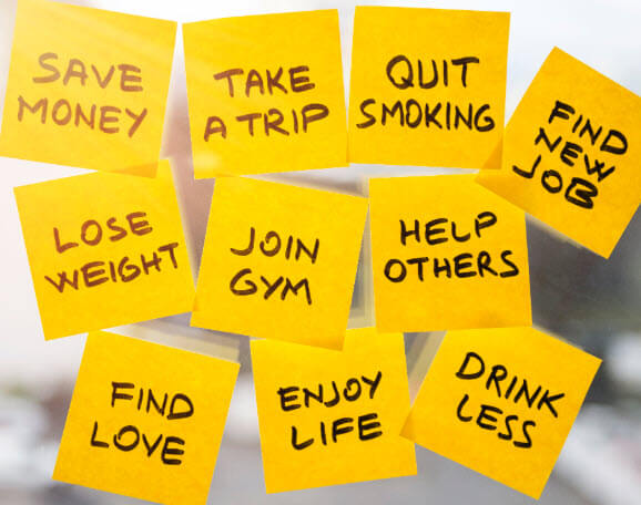 "National ""Ditch Your New Year's Resolution Day"""